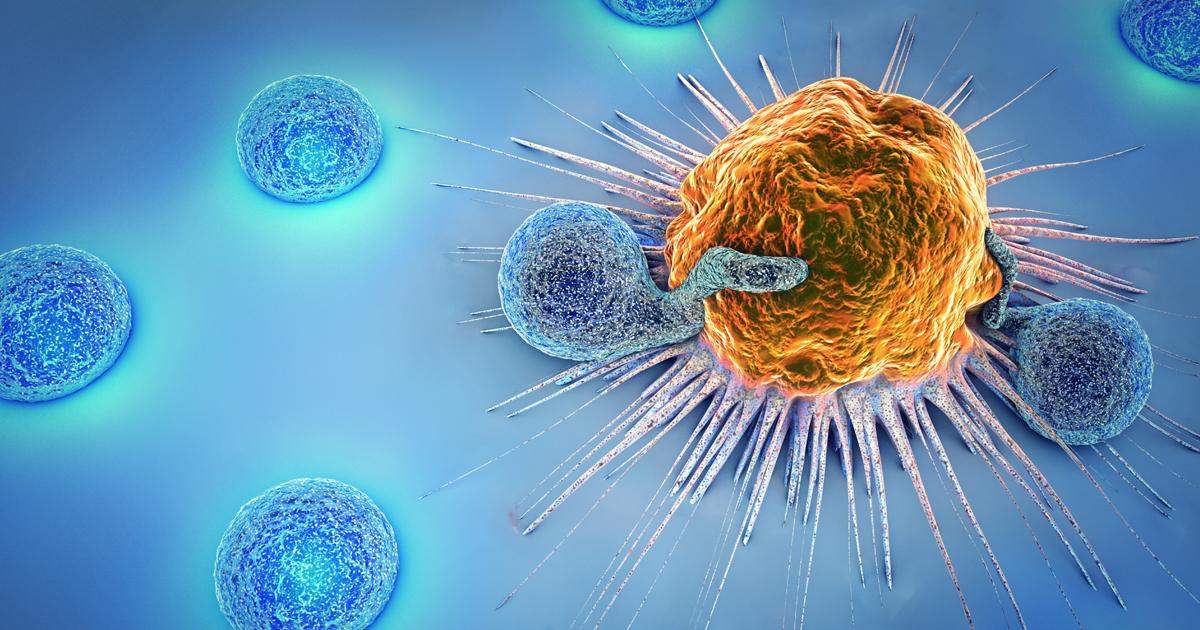 العلاقة بين الجهاز المناعي والسرطان
