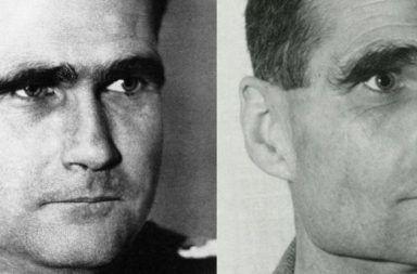 اختبار DNA هس الحرب العالمية النازية