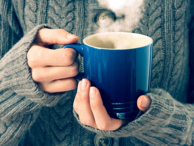 تناول القهوة بانتظام يقي من قصور القلب