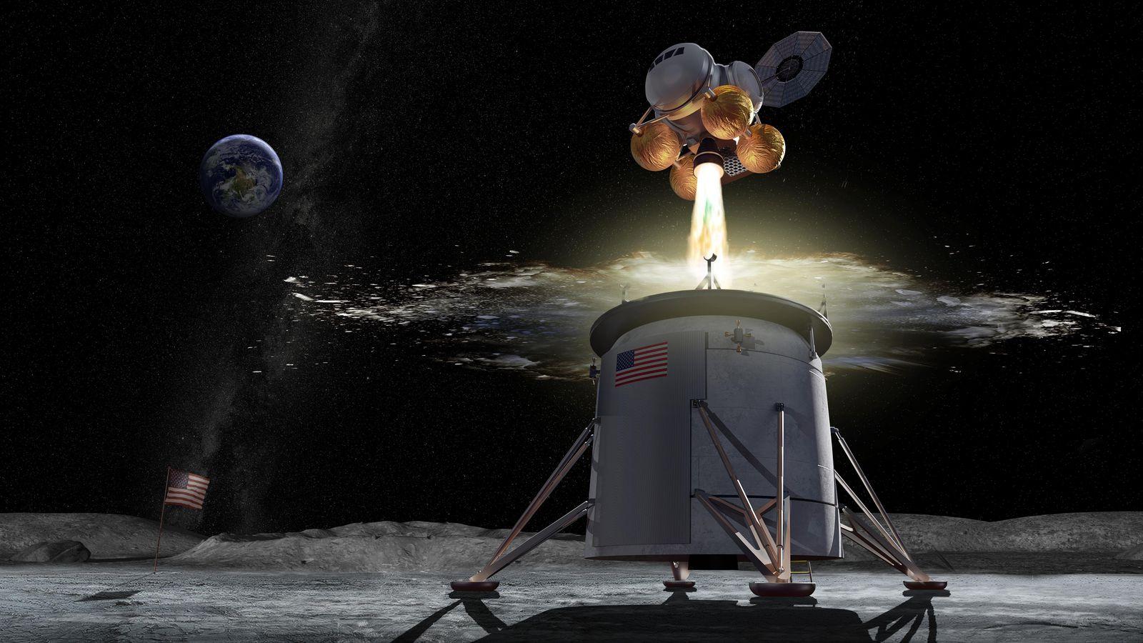 الخطوات التي يجب أن تتخذها ناسا للعودة للقمر مرة أخرى - إيصال أول امرأة إلى سطح القمر - إرسال مهمتين أخريين لاختبار مركبة أوريون الفضائية - الهبوط على القمر