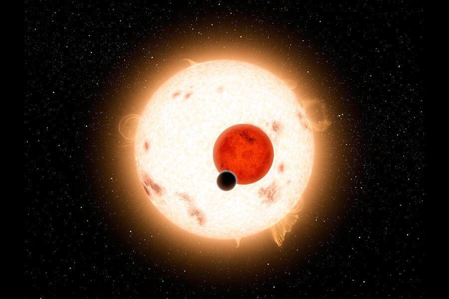 خمسة أنظمة نجمية ثنائية قادرة على استضافة الحياة