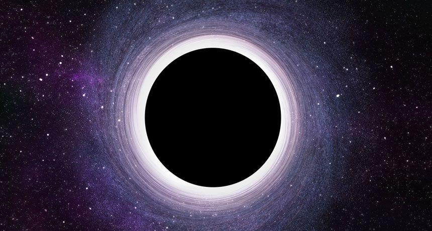 ربما تخفي الثقوب السوداء نوى من الطاقة المظلمة النقية التي تجعل الكون يتوسع