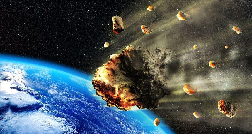 ما الفرق بين المذنب و الكويكب و الشهاب ؟