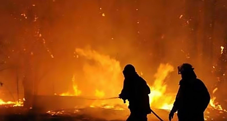 عندما تحاصرك النيران: قف مكانك، انخفض، وابدأ بالغناء؟