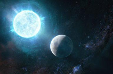 القزم الأبيض ZTF J1901 + 1458 الذي يعد النجم الميت الأصغر من نوعه على الإطلاق ولكنه هائل من ناحية الكتلة، كيف تشكل وأين يقع؟