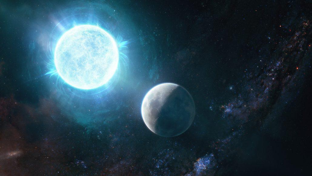 العثور على أصغر نجم قزم أبيض شوهد على الإطلاق