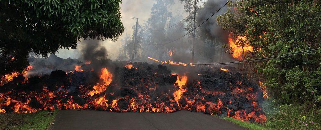 ثوران بركان هاواي المدمر يمكن أن يستمر لشهور أو حتى لسنوات