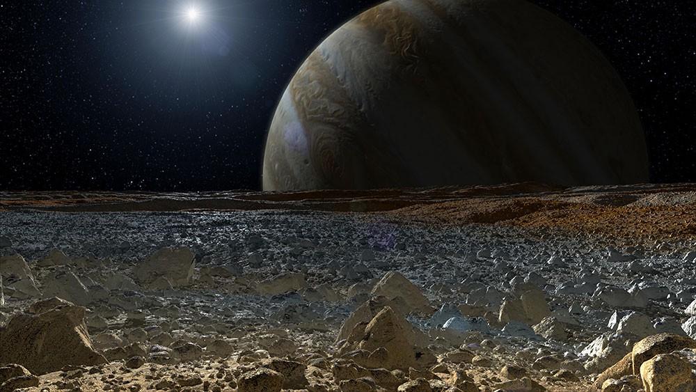 علماء الفلك يظنون أنهم حددوا الجرم السماوي الذي تعرض لأقوى اصطدام في مجموعتنا الشمسية