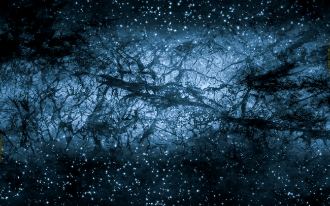 أكبر ألغاز المادة المظلمة