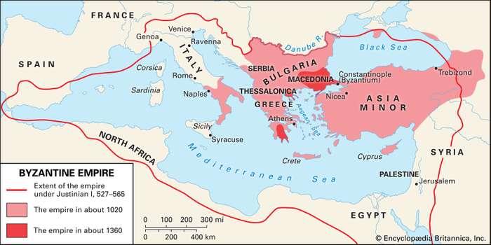 كل ما تود معرفته عن سقوط القسطنطينية - الإمبراطورية البيزنطية - الصراعات المستمرة للإمبراطورية البيزنطية مع جيرانها في البلقان وخصومها من الروم الكاثوليك