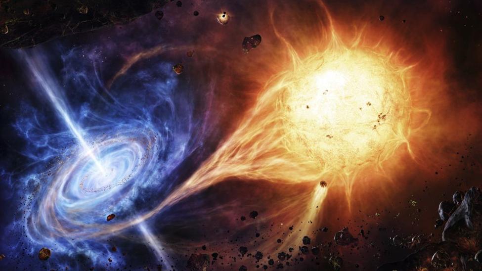 لماذا تعد الثقوب السوداء أكثر الأشياء رعبًا في الكون؟