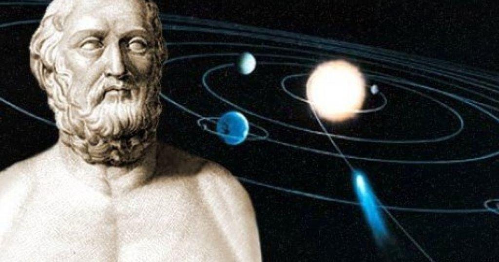 الفلكي اليوناني أرسطرخس الساموسي