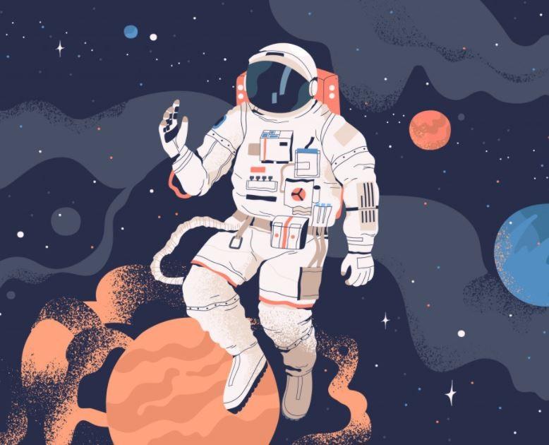 هل يستطيع رواد الفضاء البقاء على قيد الحياة مدةً كافيةً في بذلاتهم الفضائية لبناء منازلنا المستقبلية؟