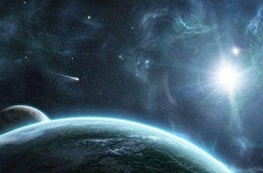 تقدر السنة على هذا الكوكب بثماني عشرة ساعة وهذا هو الأمر الغريب بشأنه - مرصد الكواكب الخارجية في تشيلي - عملاق غازي بحجم كوكب المشترى