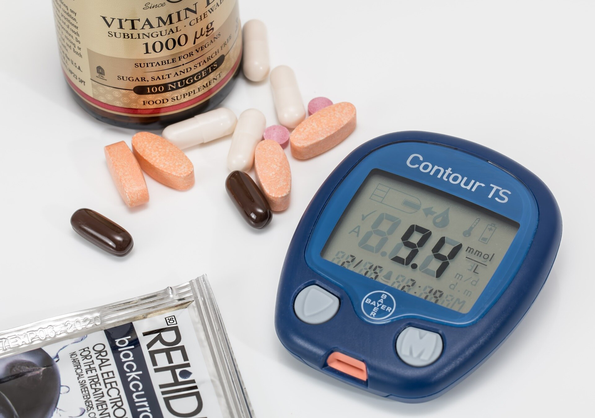 طليعة الأنسولين المعيبة علامة مبكرة على السكري نمط 2 - علامة مبكرة على الإصابة بالسكري من النمط الثاني - عملية الطي الطبيعية