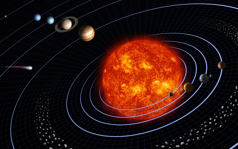 حدد علماء الفلك مركز نظامنا الشمسي بنسبة خطأ لا تتجاوز 100 متر