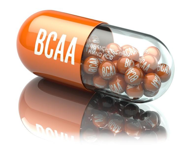 خمس فوائد مثبتة للأحماض الأمينية المشبعة (BCAAs)