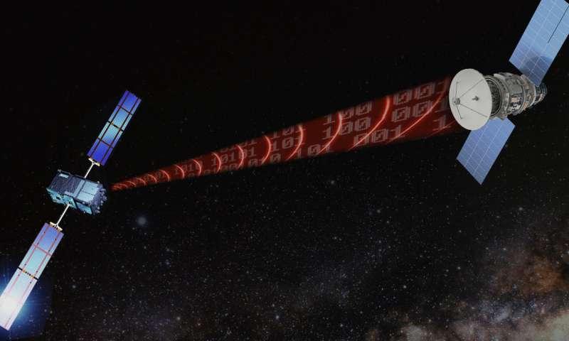 يؤكد علماء الرياضيات إمكانية نقل البيانات عن طريق موجات الجاذبية