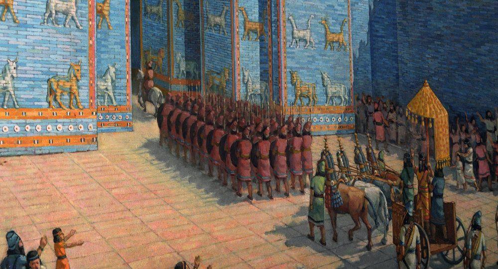 هل تعرف حضارة بابل القديمة؟ مركز حضارة ما بين النهرين