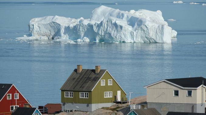ترامب يريد شراء غرينلاند !