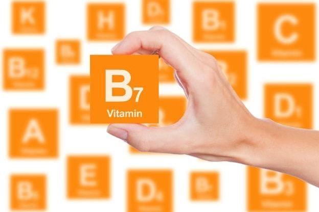 البيوتين أو فيتامين B7