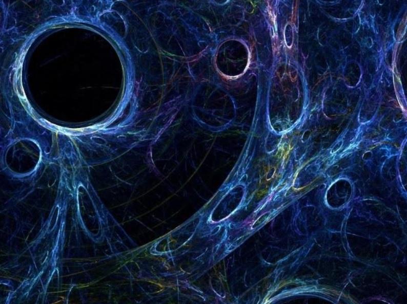 دراسة جديدة: قد تكون المادة المظلمة مختبئة في بياناتنا!