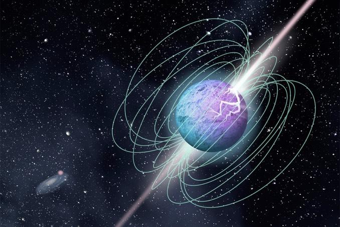 الإشارات المغناطيسية الغريبة تدفعنا لإعادة التفكير في الاندفاعات الراديوية السريعة - لغز الاندفاعات الراديوية - الانفجارات القادمة من الانبعاثات الراديوية