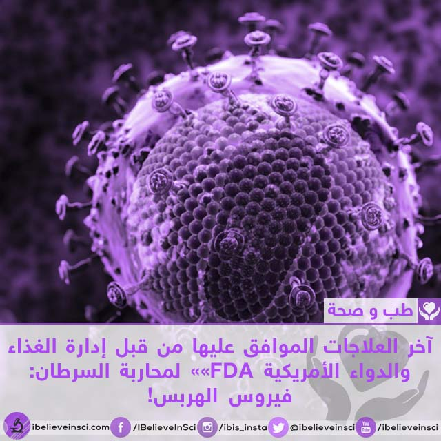 آخر العلاجات لمحاربة السرطان: فيروس الهربس!