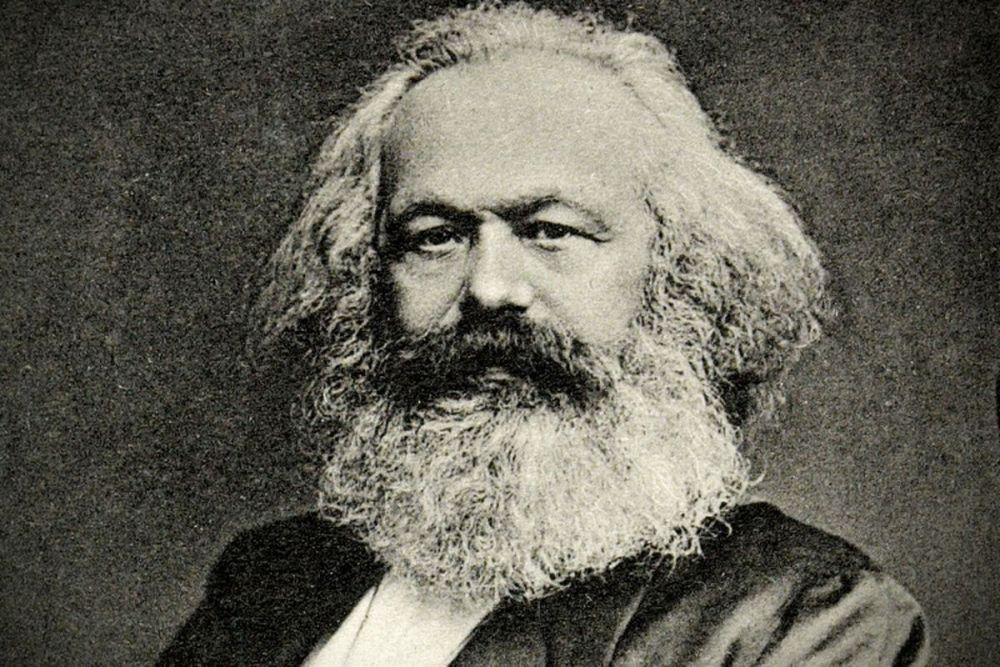 كارل ماركس: سيرته الشخصية