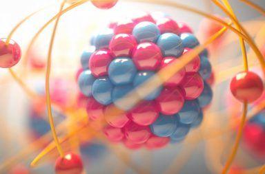 ما هو البروتون خصائص البروتون مم تتكون البروتونات شحنة البروتونات مكونات النواة الإلكترونات في الذرة شحنة النيوترونات الجسيمات دون الذرية