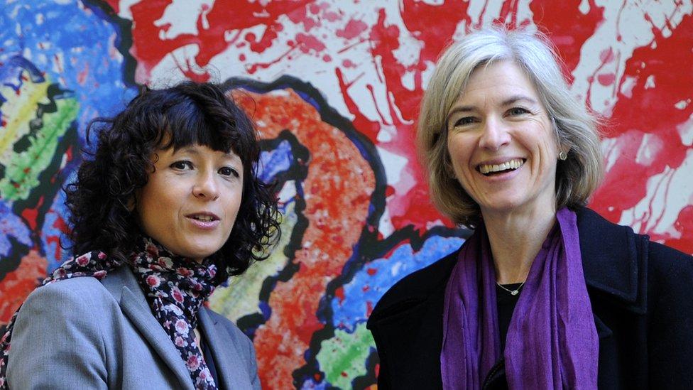 ماذا يعني فوز النساء بجوائز نوبل عام 2020 - جائزة نوبل في الكيمياء - خوص النساء في مجال العلم - حصول النساء على جائزة نوبل