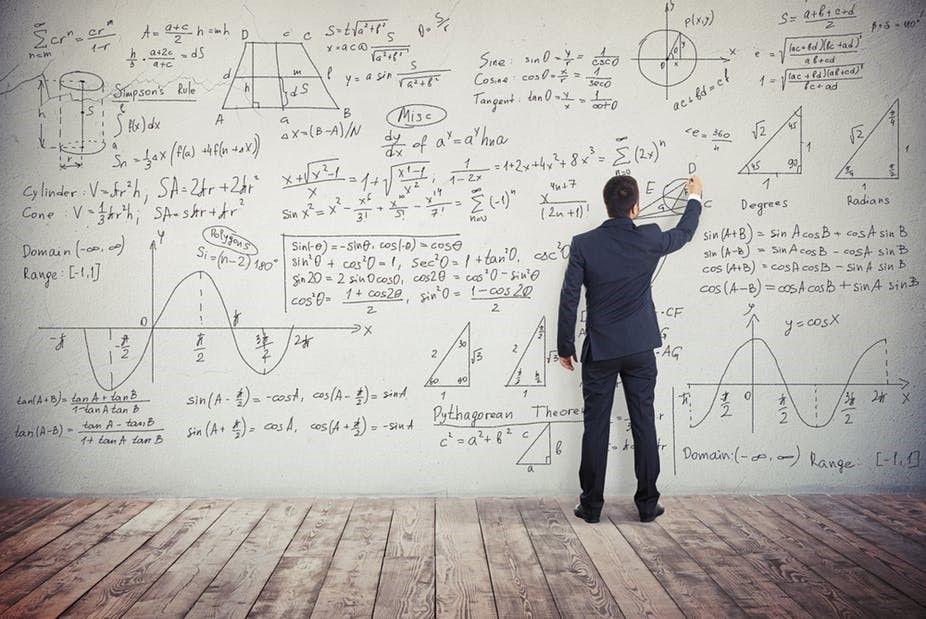 لماذا يستحيل تحقيق اكتشافات كبرى في العلوم بدون الرياضيات؟