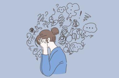ما الفرق بين التوتر والقلق - أوجه الاختلاف والشبه بين التوتر والقلق - استجابة المواجهة والهرب الطبيعية - تسارع نبض القلب - الكآبة والتعاسة