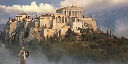 أكروبوليس: المدينة العالية - واحد من أشهر المواقع الأثرية في العالم - جبل أكروبوليس في أثينا عاصمة اليونان وتاريخه وأهميته
