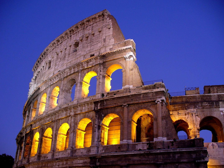 لمحة تاريخية عن مدينة روما الإيطالية