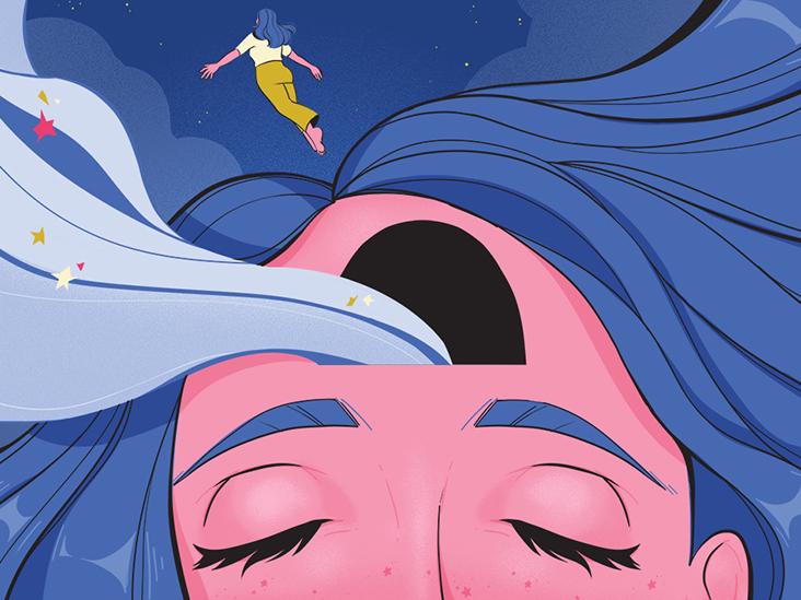 وجد العلماء طريقة موثوقة لإحداث أحلام واعية