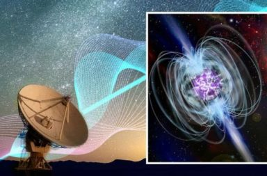 انفجار راديوي غامض متكرر نشط للتو في موعده المتوقع تمامًا - الانفجارات الراديوية السريعة - انفجارات موجات راديو سريعة - انفجار راديوي سريع