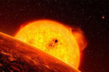 النجم الأحمر العملاق مستقبل الشمس مستقبل الحياة على الأرض نهاية الحياة على الأرض أنواع النجوم العملاقة ما هو مستقبل الشمس