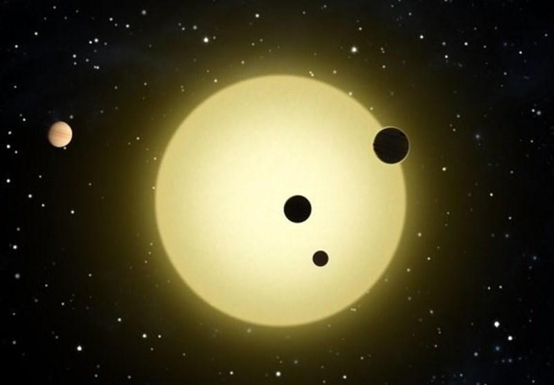رصد نظام نجمي مكون من ستة كواكب بحالة رنين مداري - النظام الذي يدور فيه النجم HD 158259 - مطياف صوفي وتلسكوب تيس - النظام الشمسي - الرنين المداري