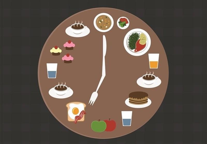 توقيت تناول الطعام يساعد على تقليل الشهية وحرق الدهون