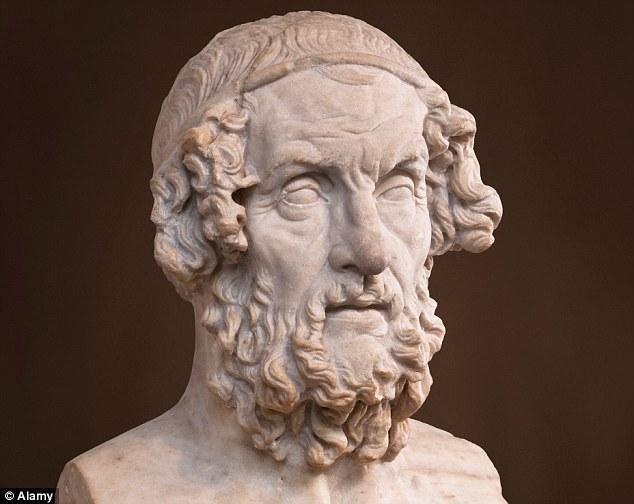 الشاعر الإغريقي هومر: سيرة شخصية - المؤلف المفترض لملحمتي الإلياذة والأوديسة - أحد أعظم الأدباء في العالم - اليونان القديمة