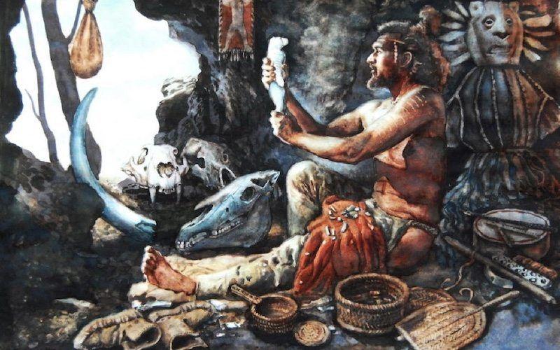تاريخ الطب: الطب في عصور ما قبل التاريخ