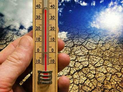 عام 2020 كان الأشد حرارة على الأرض منذ بدء السجلات - متوسط درجات الحرارة العالمية في عام 2020 - ارتفاع درجة حرارة الأرض