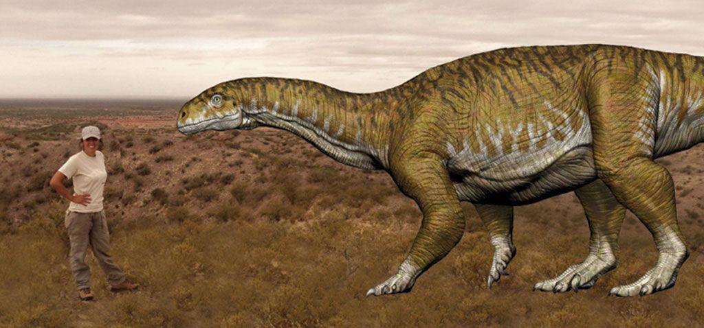اكتشاف ثوري عظيم عن ديناصور عملاق، فما هو؟