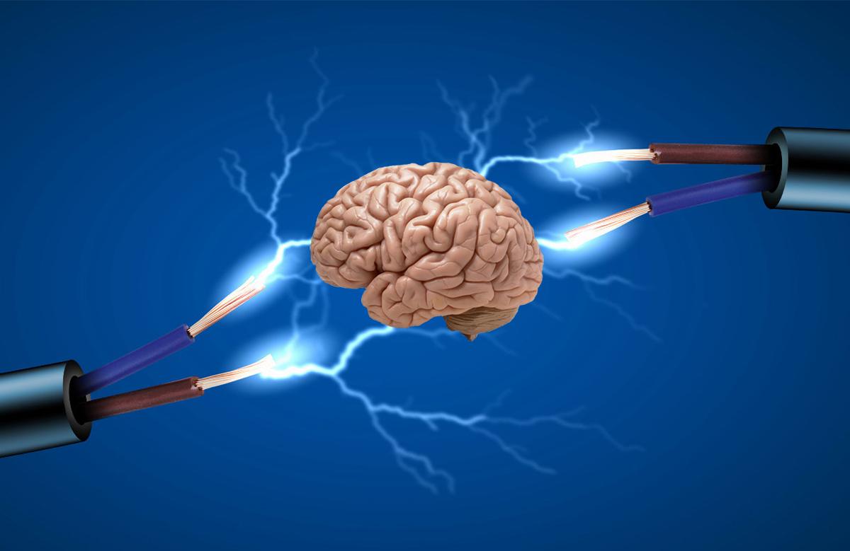 تجربة تحفيز الدماغ تساعد على تخفيف الاكتئاب