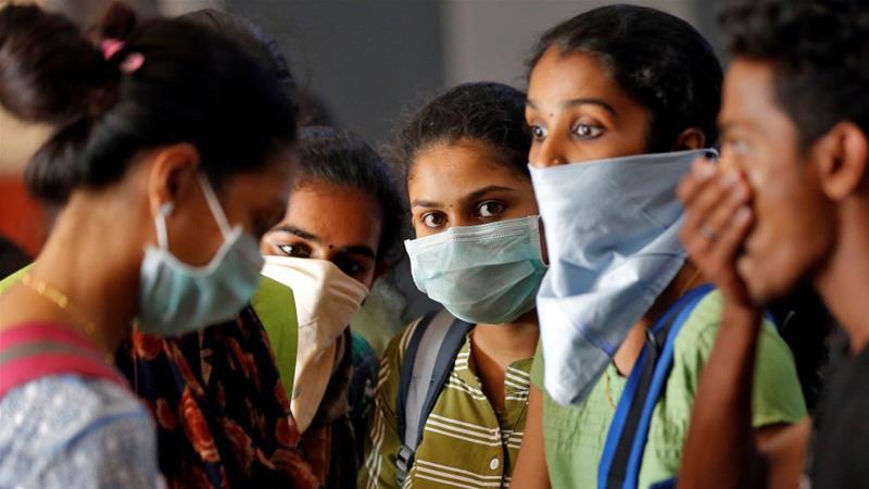 قد ينتقل فيروس كورونا أثناء التنفس الطبيعي! - فيروس كورونا قد ينتقل أثناء التنفس الطبيعي والكلام وليس فقط أثناء العطاس أو السعال