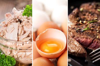 أطعمة زهيدة الثمن وصحية وغنية بالبروتين - قائمة بأطعمة زهيدة الثمن وغنية بالبروتين تستطيع تضمينها في وجباتك اليومية - أطعمة غنية بالبروتين