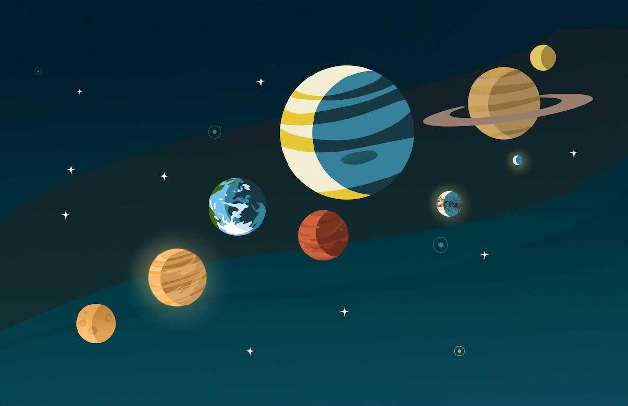 العثور على اللبنات الأساسية لنشأة الحياة داخل سحب الغبار المكونة للكواكب