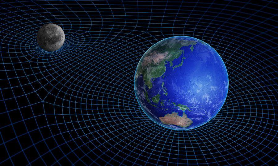 ما هو الفضاء أو الفضاء الكوني أنا أصدق العلم