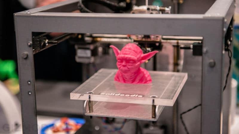 كيف تعمل: الطباعة المجسمة ثلاثية الأبعاد؟